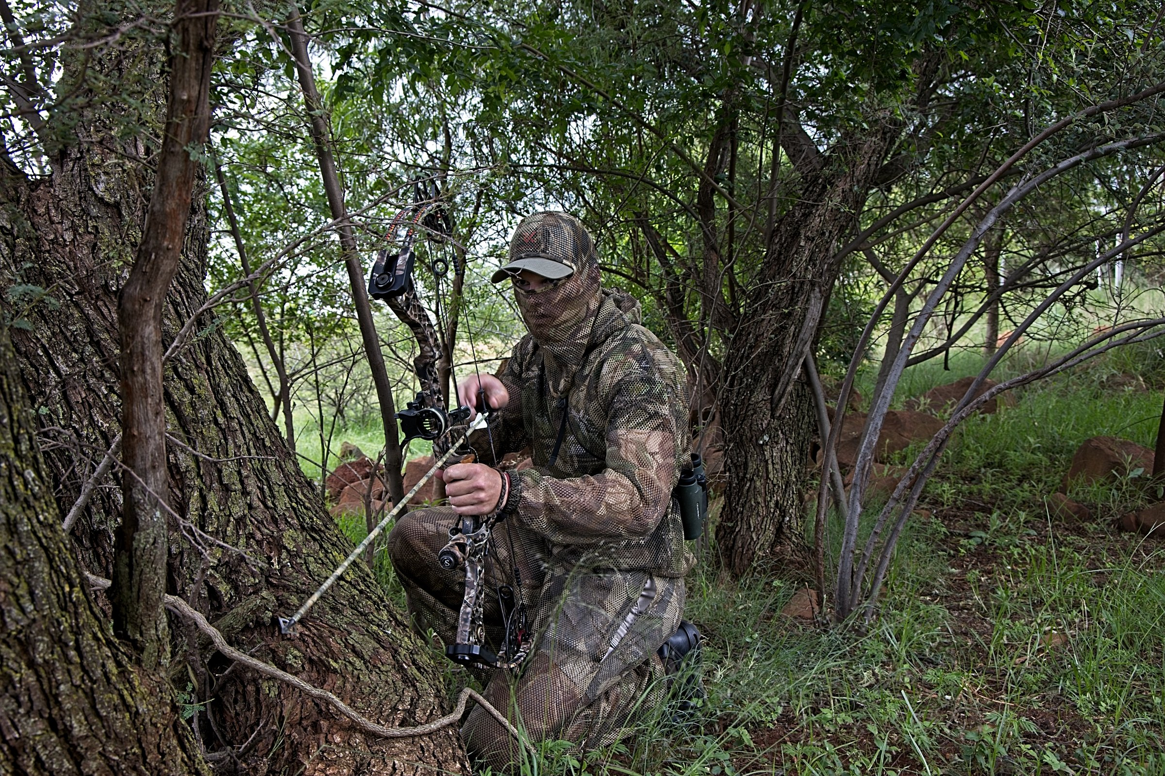 Bow Hunt in South Africa